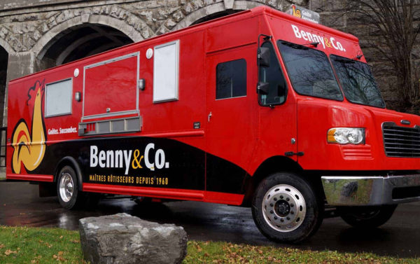 Benny & Co Food Truck