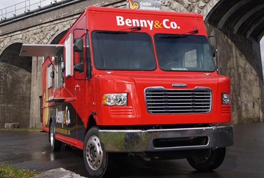 Benny & Co Food Truck