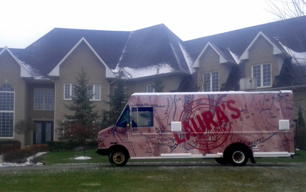 Laura's Kitchen Food Truck