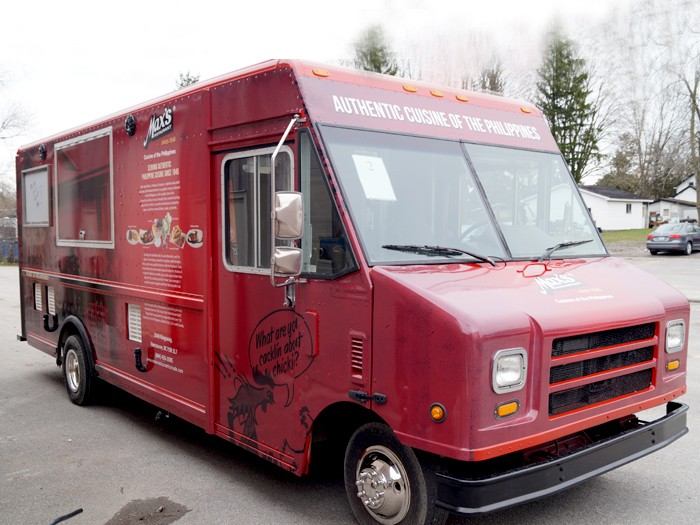 Max's Restaurant Food Truck
