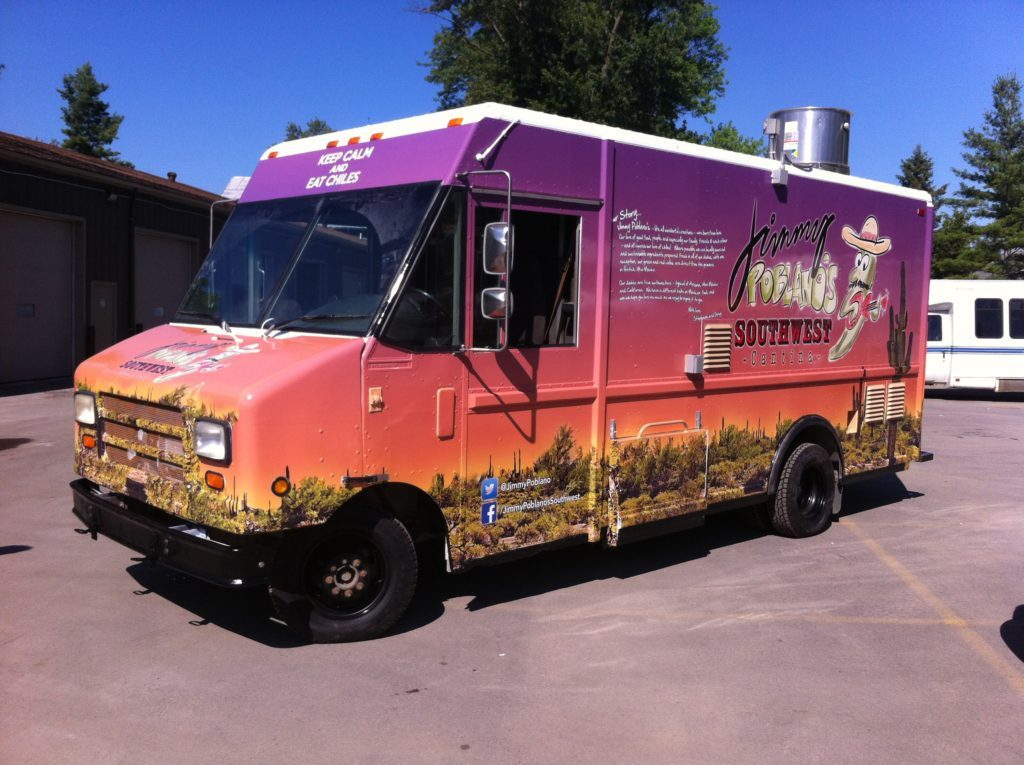 Jimmy Poblano's Food Truck