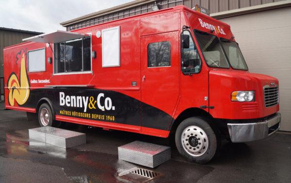 Benny & Co. Food Truck
