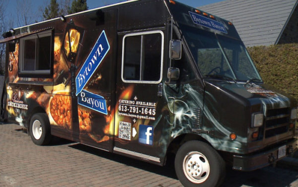 Bytown Bayou Food Truck