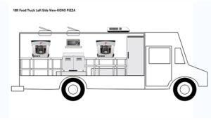 Kono Pizza Food Truck