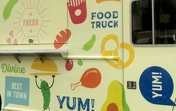Kosher Pickle Food Truck