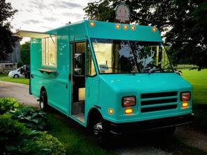 Mermaid Food Truck