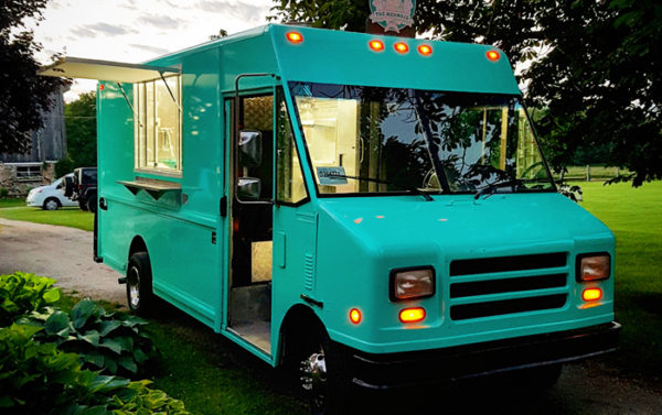 Mermaid Food Truck