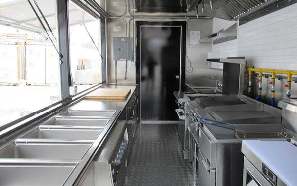food truck build