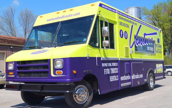 Venture Food Truck