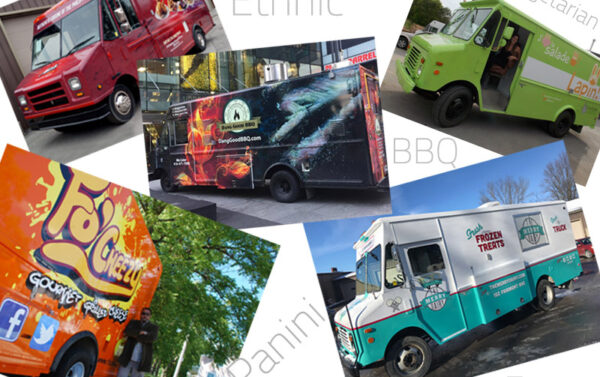 Food truck Niche food ideas