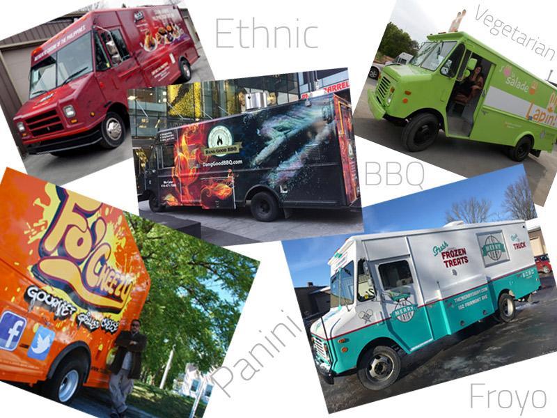 Food truck Niche